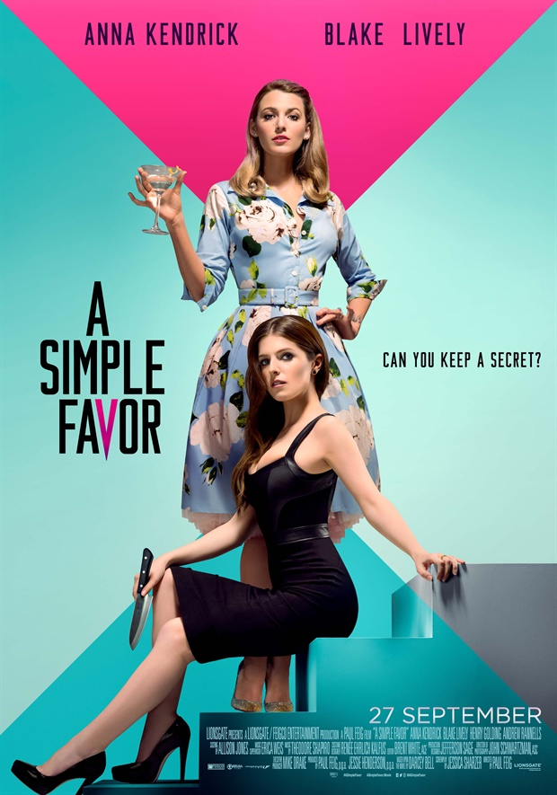 The Screening Room: A Simple Favor | We Have Always Lived in the ...